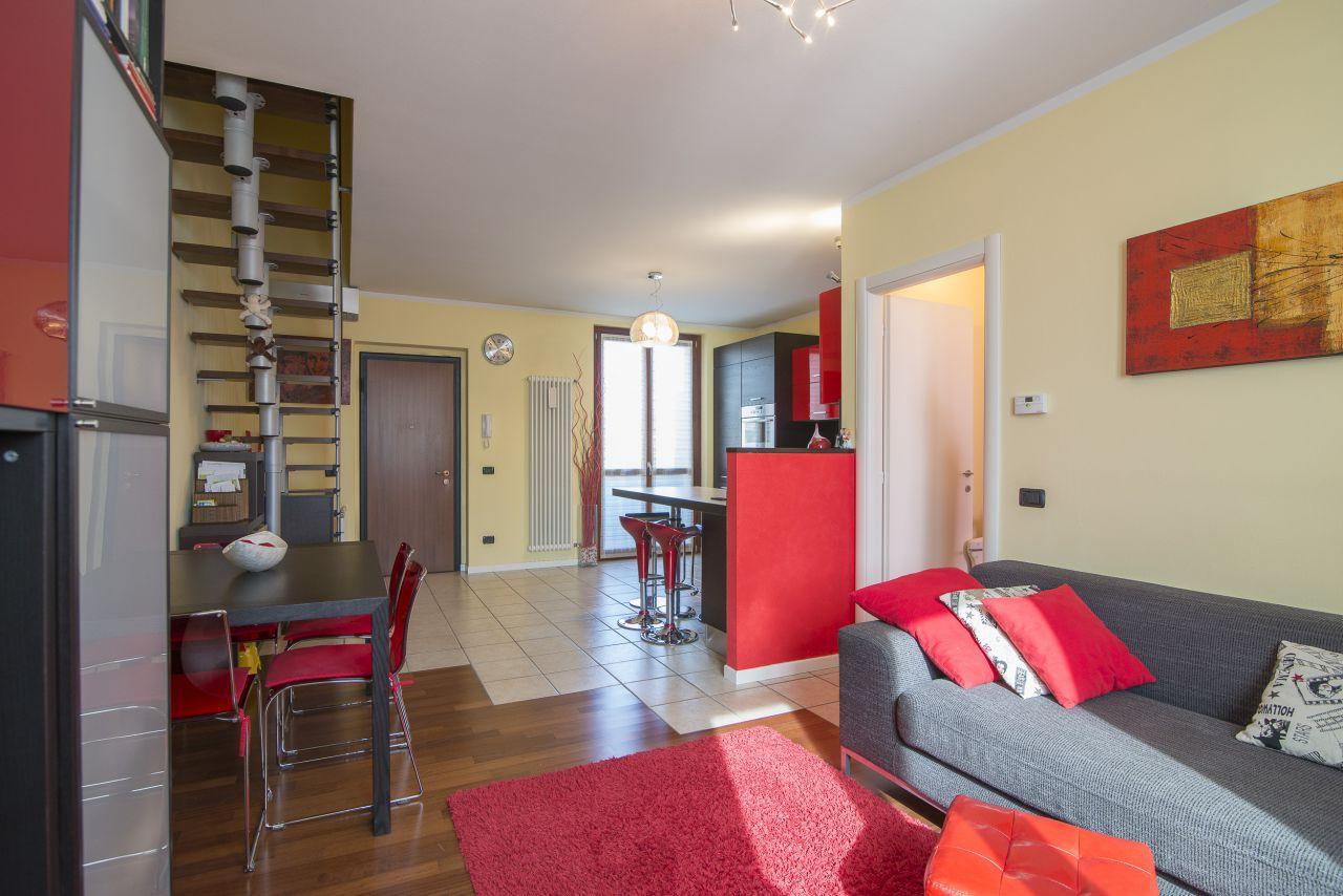 Appartamento in vendita a Gossolengo, 3 locali, zona Zona: Settima, prezzo € 128.000 | Cambio Casa.it