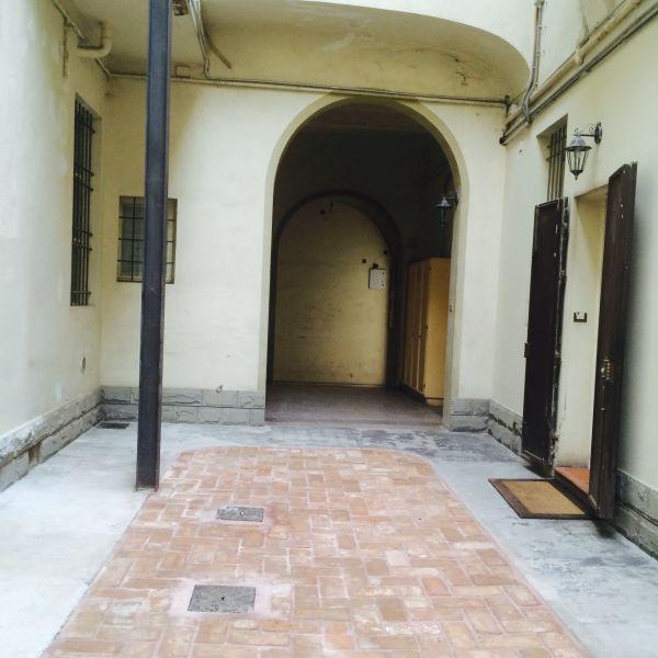 Bilocale Bologna Via Garibaldi 7