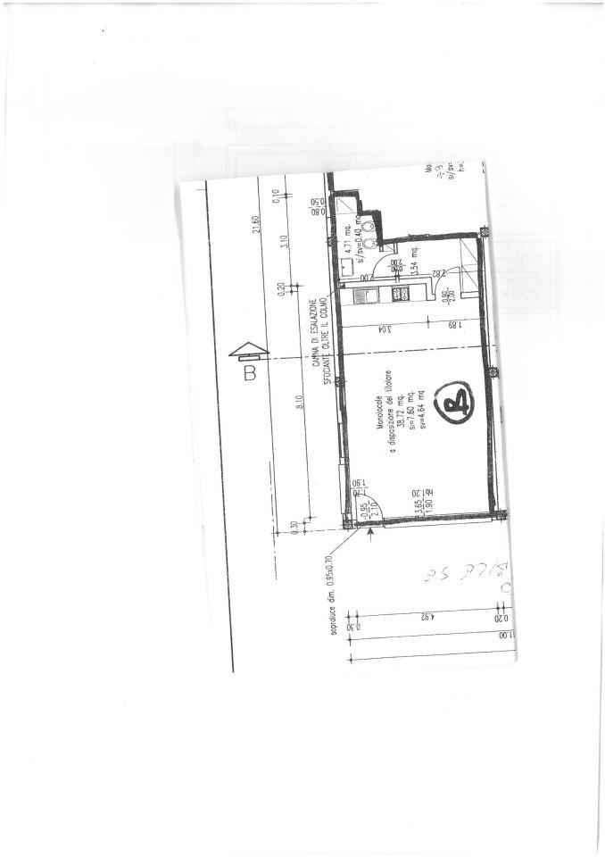 Appartamento in affitto a Sasso Marconi, 1 locali, prezzo € 350   CambioCasa.it