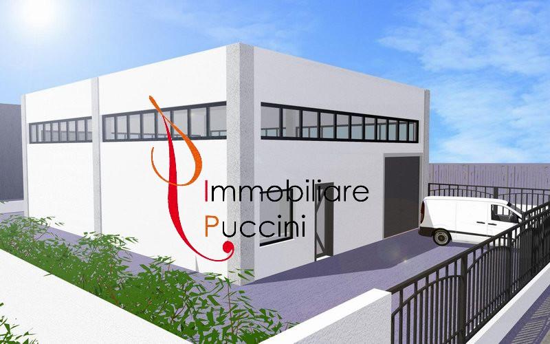 Capannone in vendita a Sesto Fiorentino, 4 locali, zona Località: GENERICA, prezzo € 500.000 | Cambio Casa.it