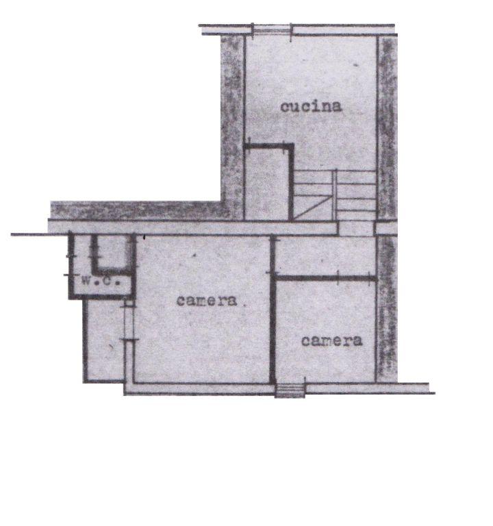 Appartamento da ristrutturare in vendita Rif. 4761164