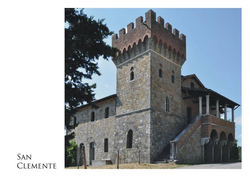 Villa in vendita a Subbiano, 22 locali, Trattative riservate | Cambio Casa.it