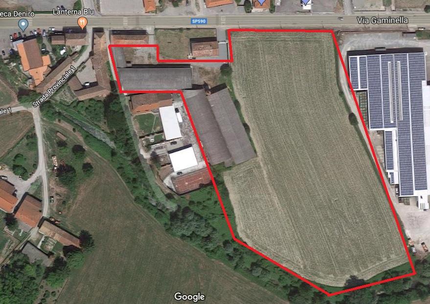 Terreno Edificabile Comm.le/Ind.le in vendita a Mombello Monferrato, 9999 locali, prezzo € 400.000 | PortaleAgenzieImmobiliari.it