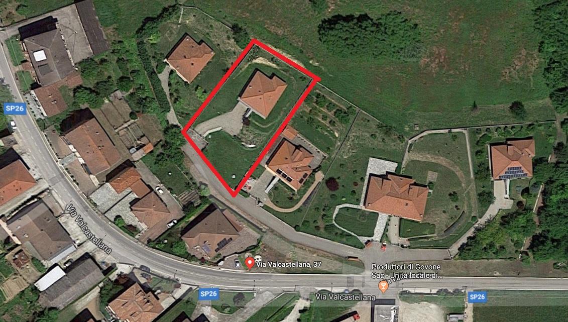 Vendita Villa singola PORTACOMARO