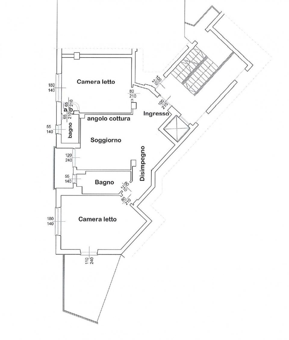 Appartamento ASTI MG916