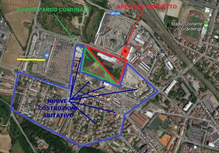 Capannone Industriale NOVI LIGURE MG701A