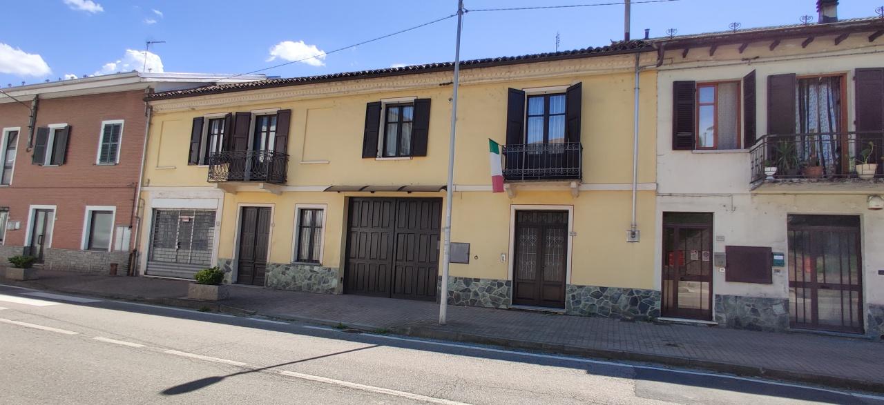 Soluzione Semindipendente in vendita a Montegrosso d'Asti, 5 locali, prezzo € 120.000 | PortaleAgenzieImmobiliari.it
