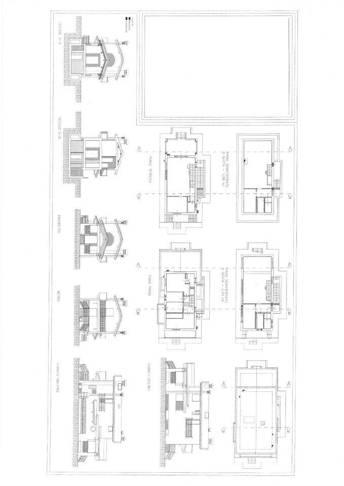 Villa singola CAMAIORE 57507