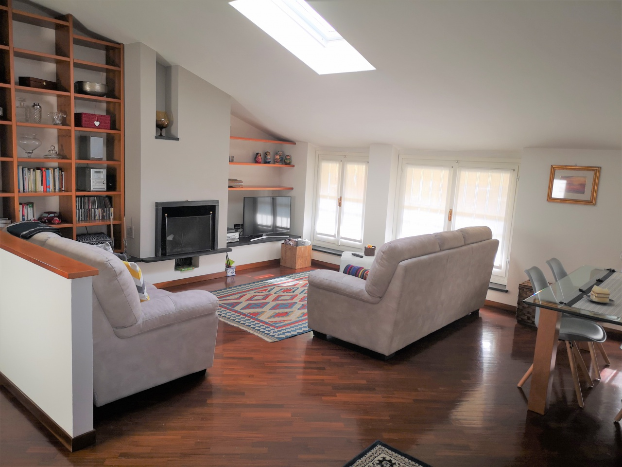 Appartamento in buone condizioni arredato in vendita Rif. 12022029