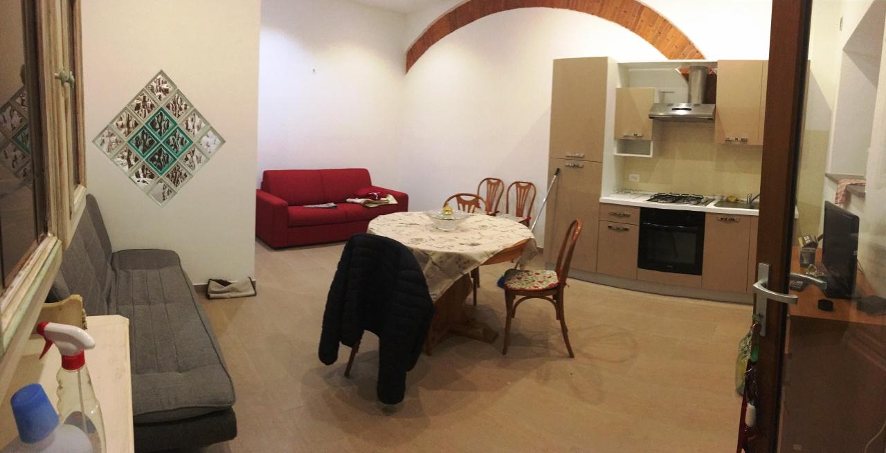 affitto appartamento piombino riotorto  500 euro  2 locali  60 mq