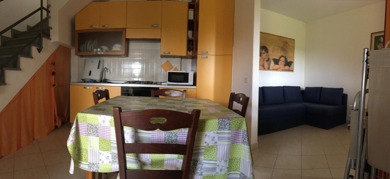 affitto appartamento piombino riotorto  500 euro  3 locali  60 mq