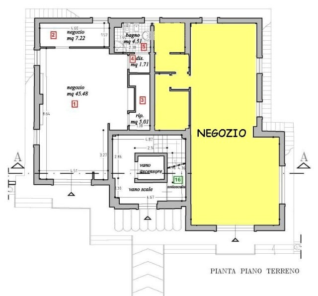Attività / Licenza in vendita a Capannori, 1 locali, zona Località: SAN LEONARDO IN TREPONZIO , prezzo € 175.000 | Cambio Casa.it