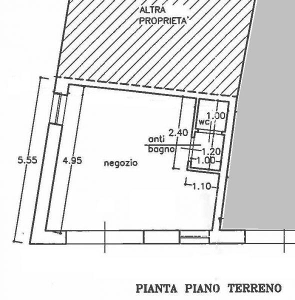 Ufficio / Studio in affitto a Capannori, 1 locali, zona Località: CAPANNORI CENTRO , prezzo € 300 | Cambio Casa.it
