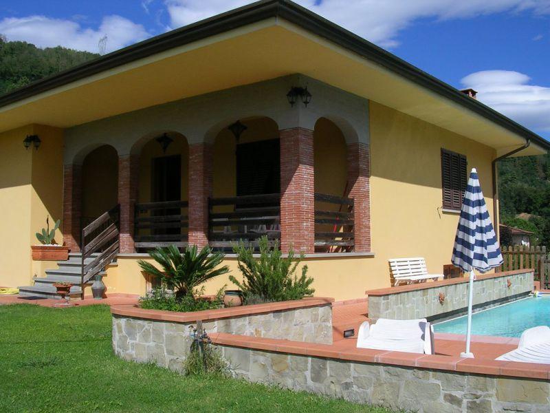 Villa in Vendita a Pescaglia