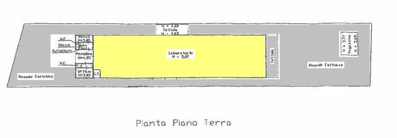 Capannone in vendita a Capannori, 3 locali, zona Località: CAPANNORI CENTRO , prezzo € 450.000 | Cambio Casa.it