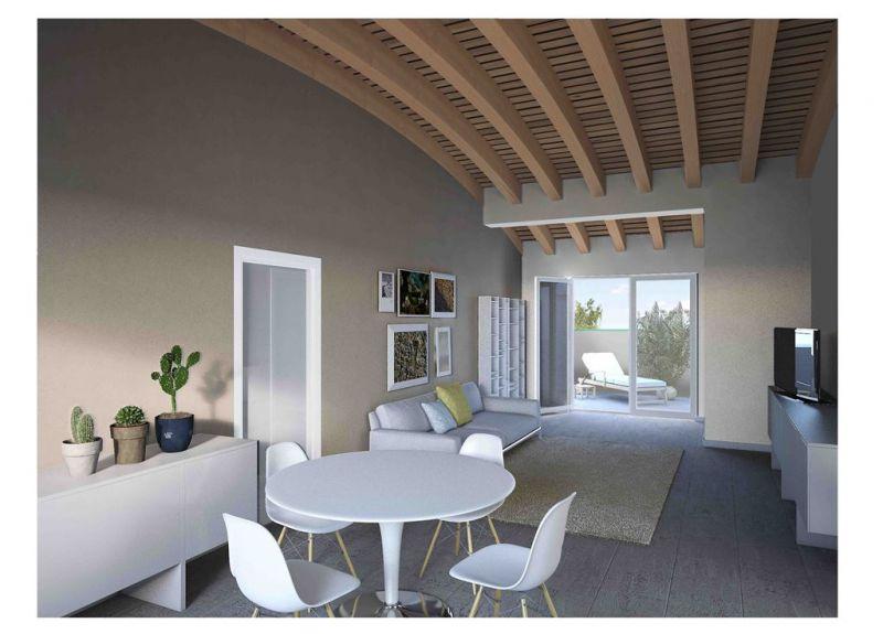 Attico / Mansarda in vendita a Capannori, 2 locali, zona Località: LAMMARI , prezzo € 160.000 | Cambio Casa.it
