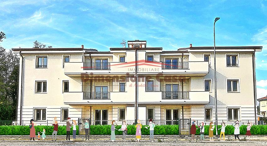 Appartamento in vendita a Altopascio, 4 locali, prezzo € 153.000 | PortaleAgenzieImmobiliari.it
