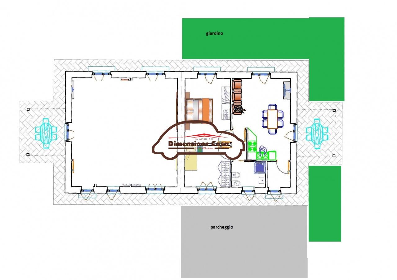 Villa bifamiliare LUCCA 4932-VH