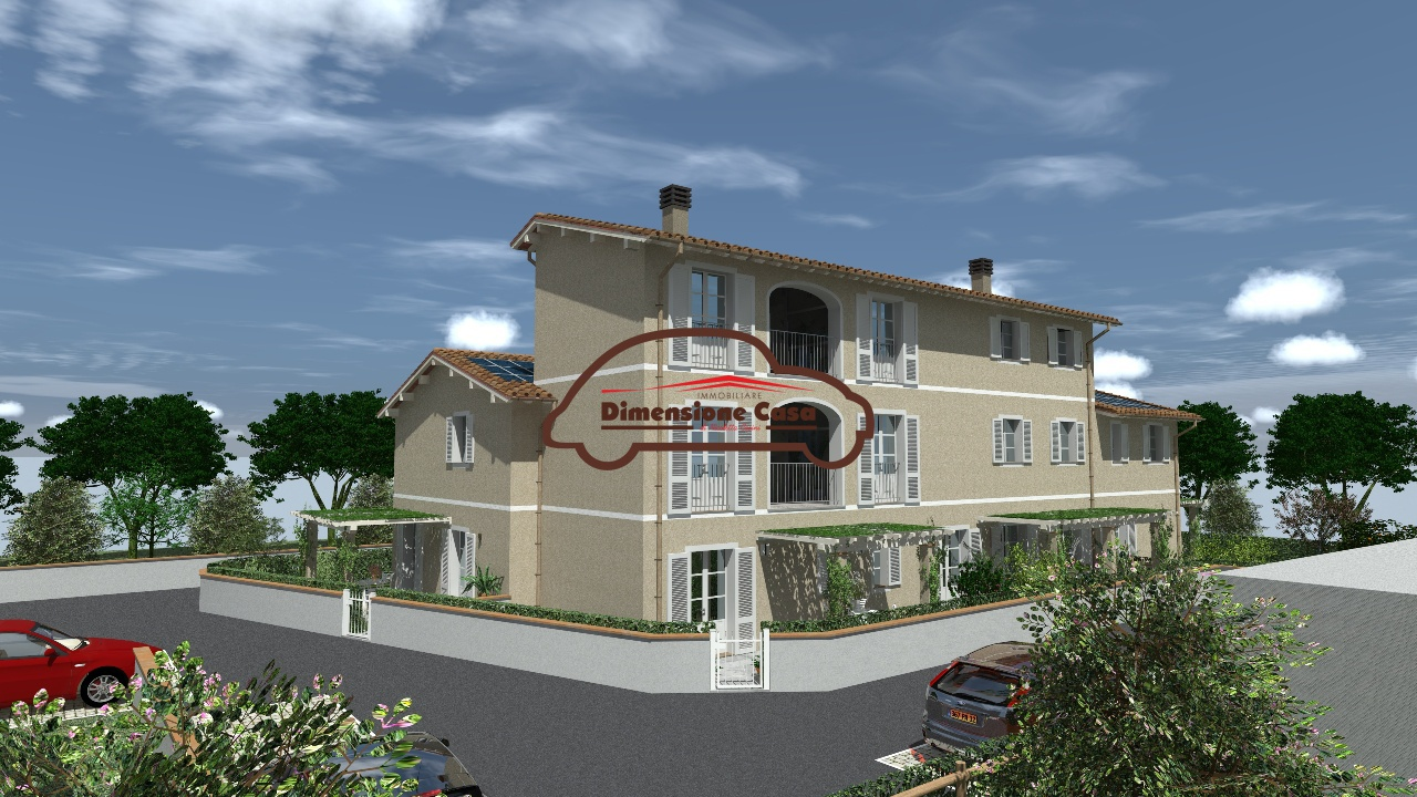 Appartamento in vendita a Capannori, 5 locali, prezzo € 215.000 | PortaleAgenzieImmobiliari.it