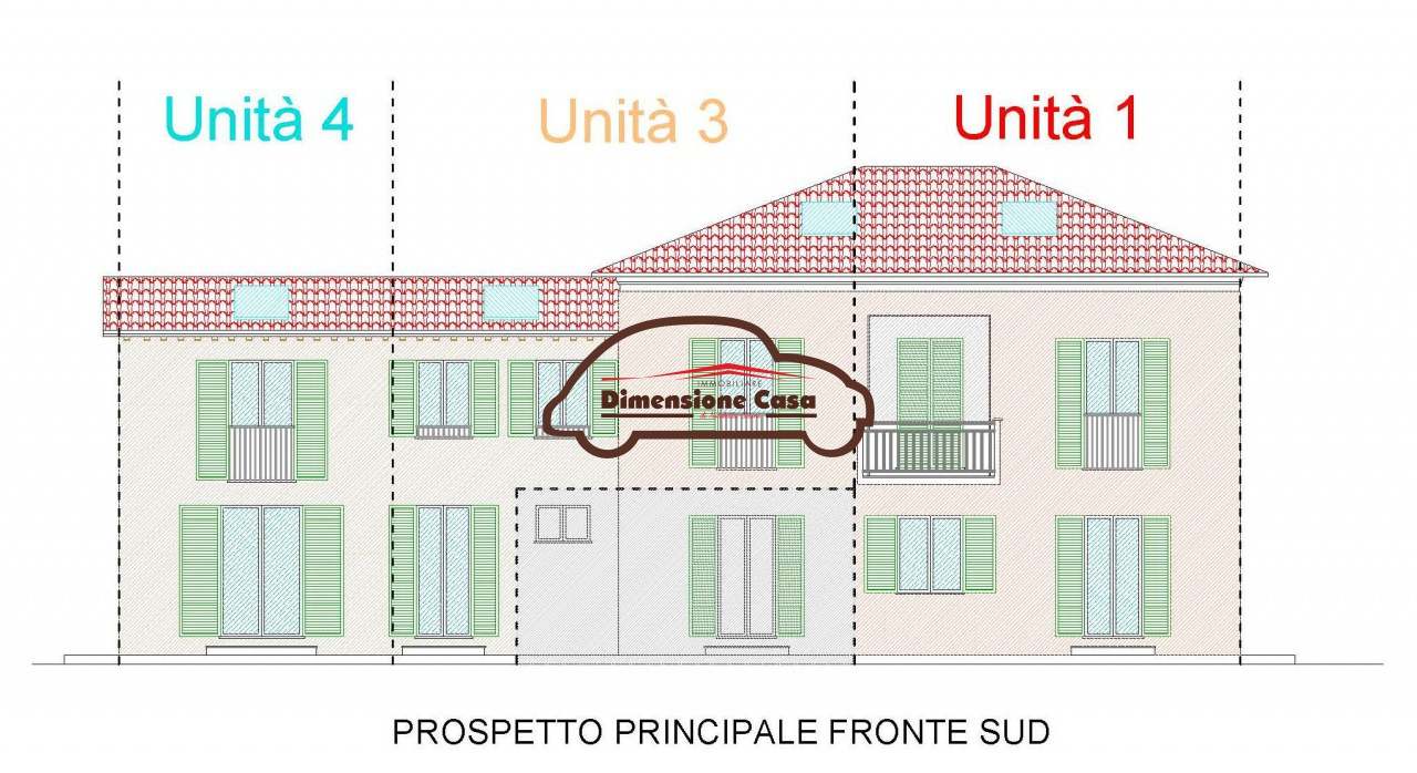 Villa a schiera PORCARI 4966-VH