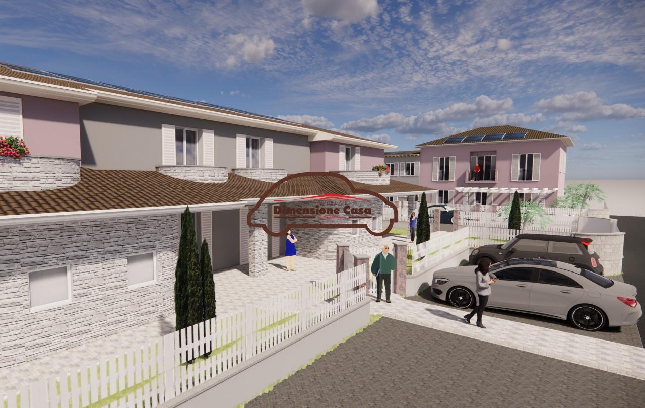 Villa a schiera in Vendita PORCARI