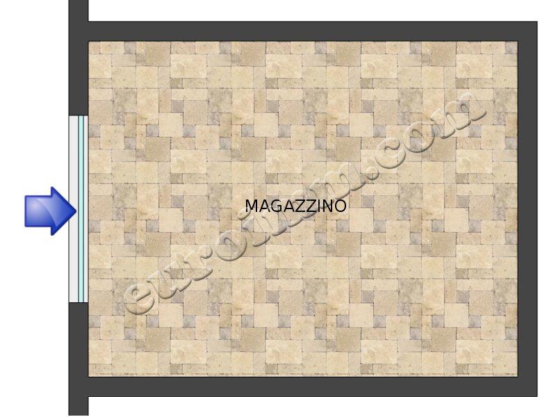 Magazzino in affitto a Lucca, 1 locali, zona Località: CENTRO STORICO, prezzo € 450   Cambio Casa.it