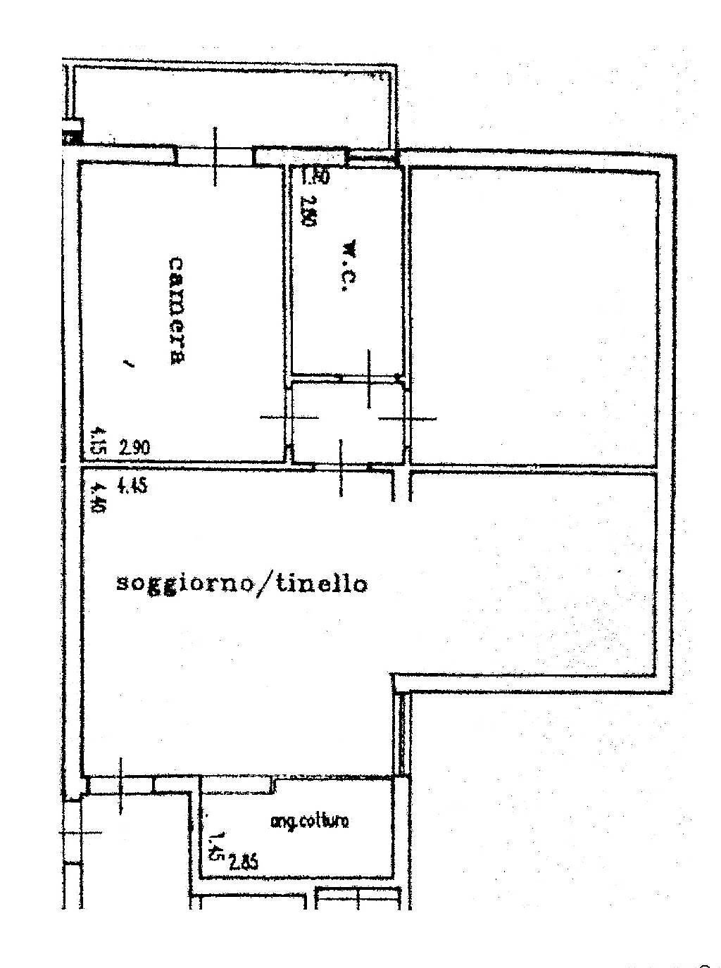 Vendita  bilocale Lucca Via Della Chiesa 1 1013625