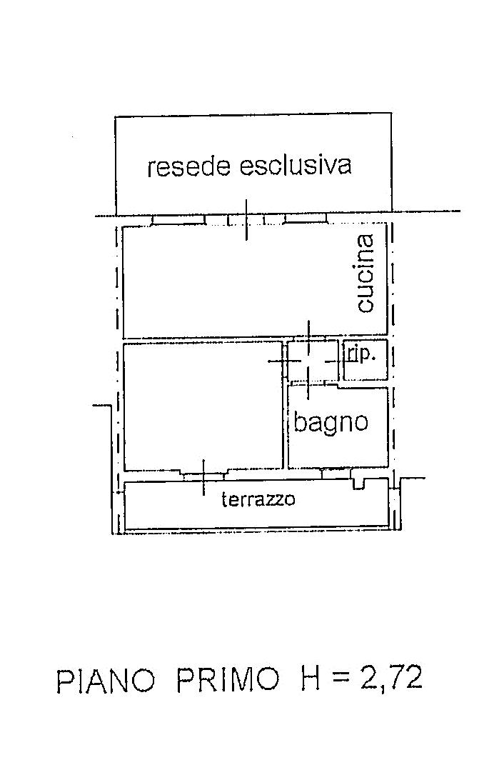 Vendita  bilocale Lucca Via Sarzanese 1 1013626