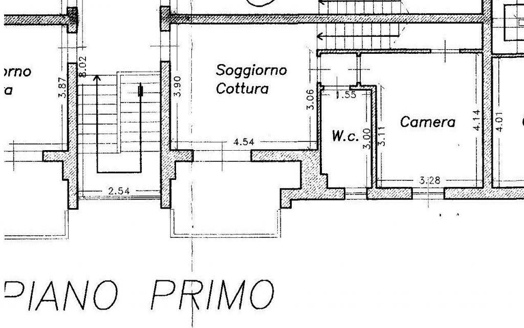 Vendita  bilocale Lucca Via Sarzanese 1 1049228