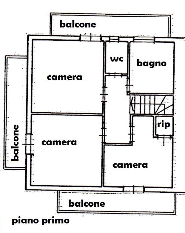 Terratetto BORGO SAN LORENZO M49