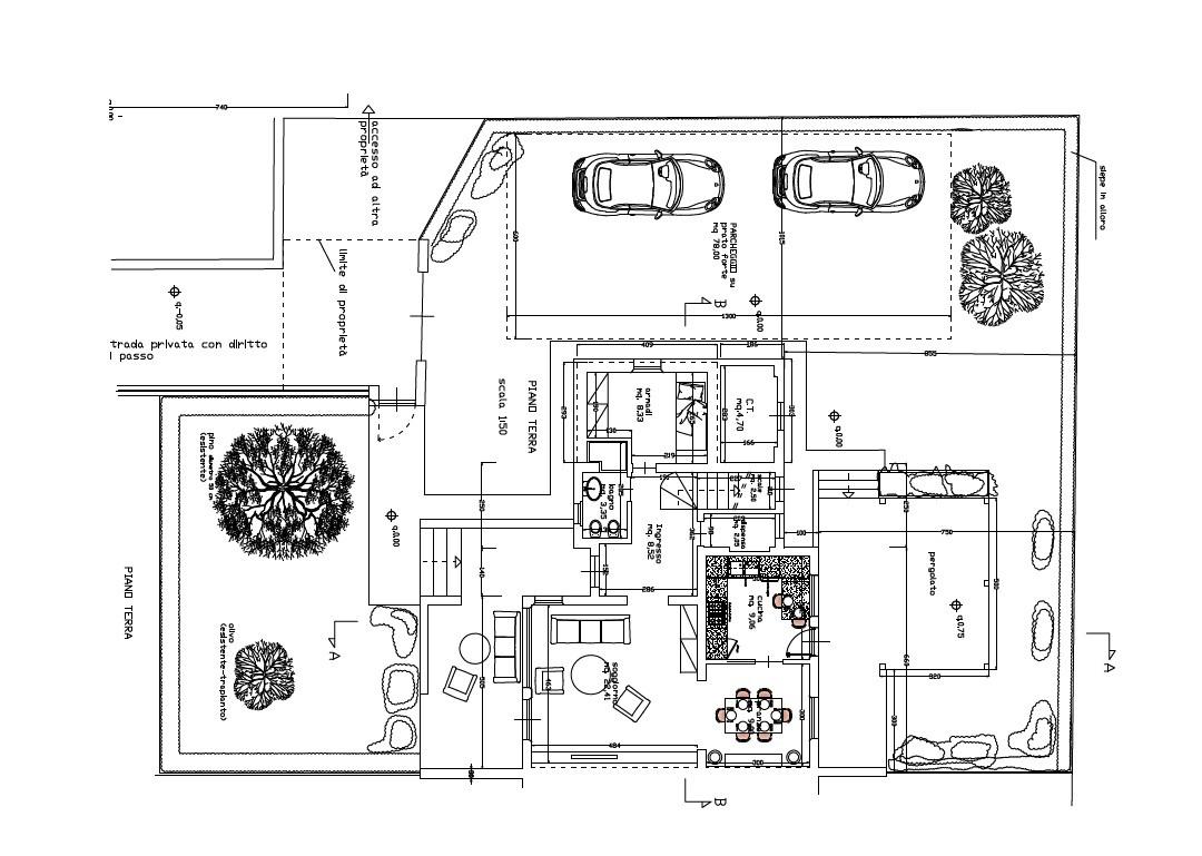 Villa bifamiliare FORTE DEI MARMI 1870
