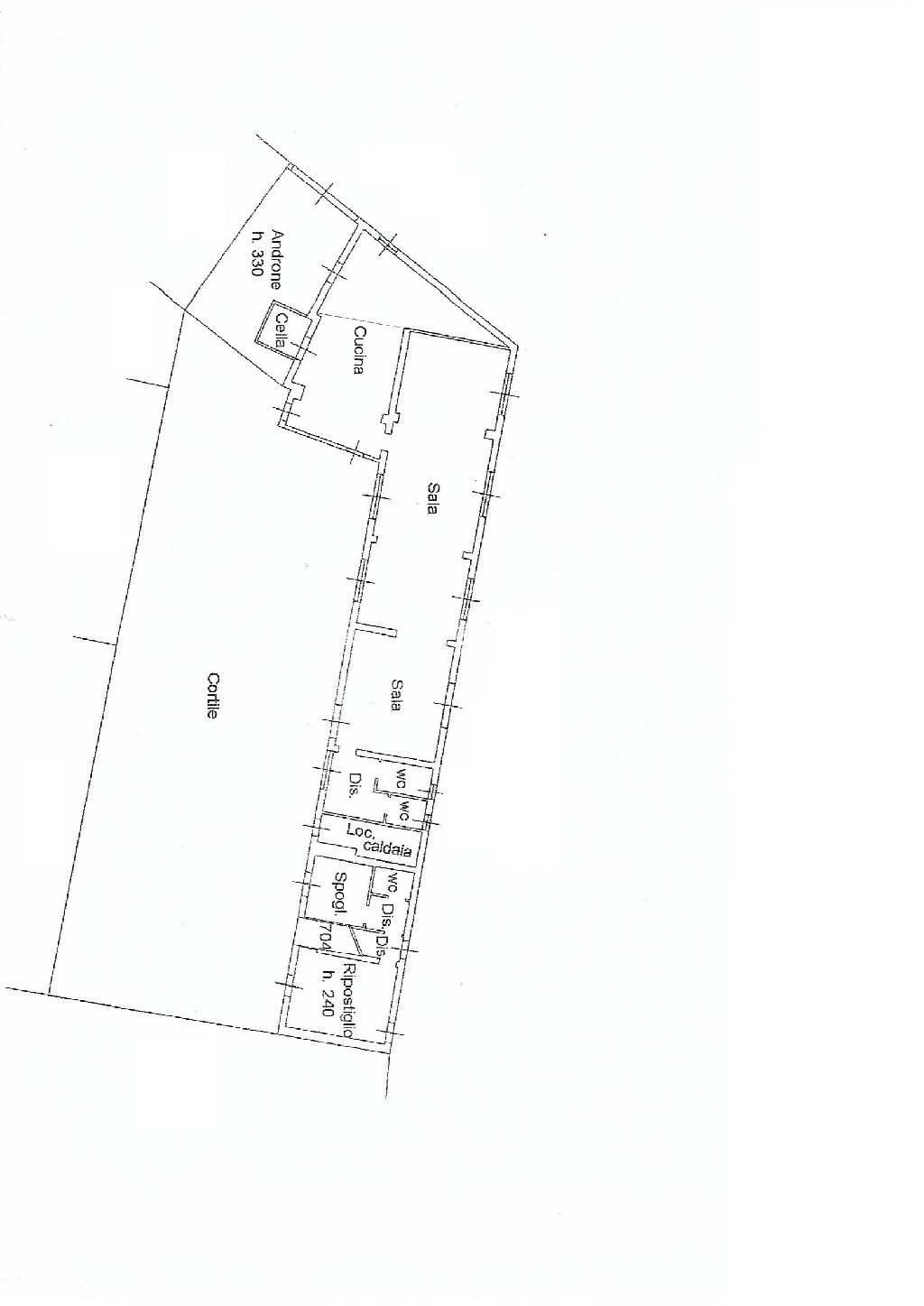 Vendita Attivit� Commerciale Lodi 8 350 M� 500.000 €