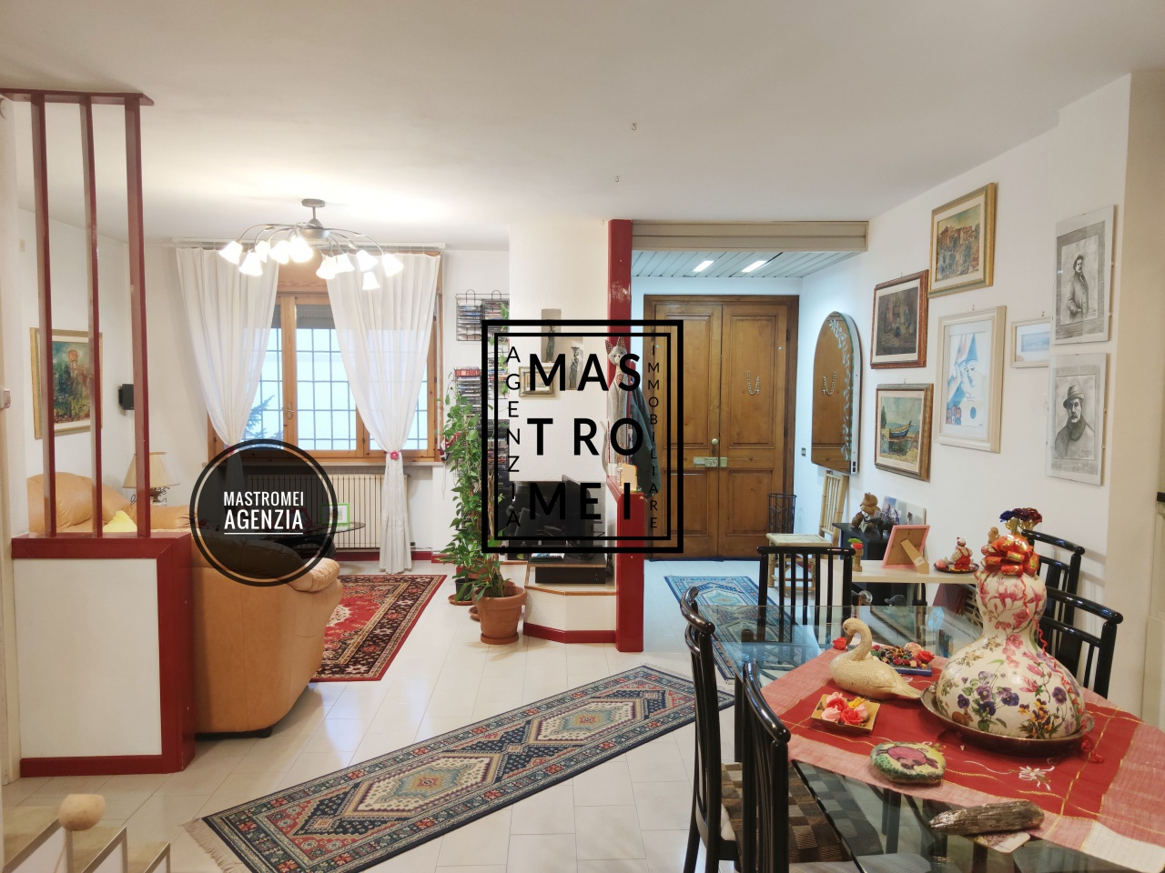 Villa a schiera in Vendita ALTOPASCIO
