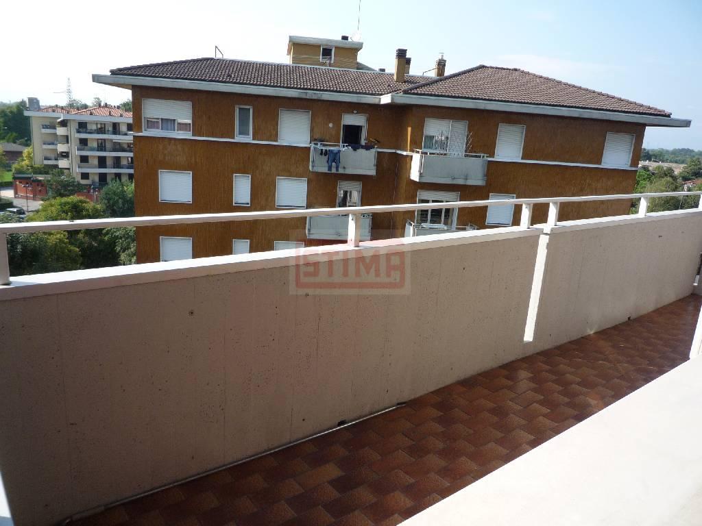 Attico / Mansarda in affitto a Treviso, 9999 locali, Trattative riservate | CambioCasa.it