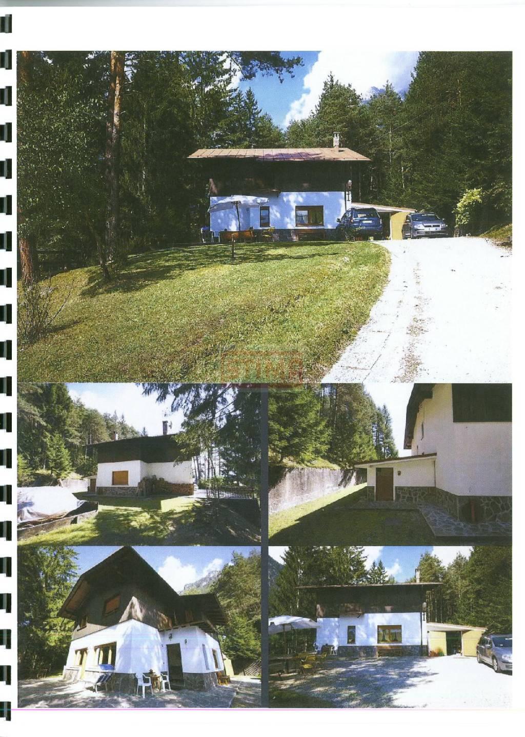 Villa in vendita a Auronzo di Cadore (BL)