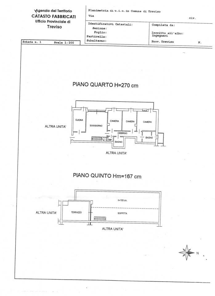 Appartamento in vendita a Treviso, 9999 locali, prezzo € 430.000   PortaleAgenzieImmobiliari.it