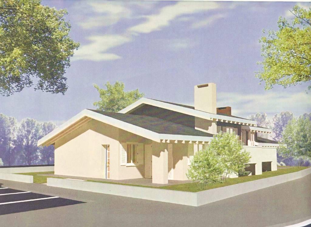 Villette bifamiliari in vendita a dello for Nuove case a un piano