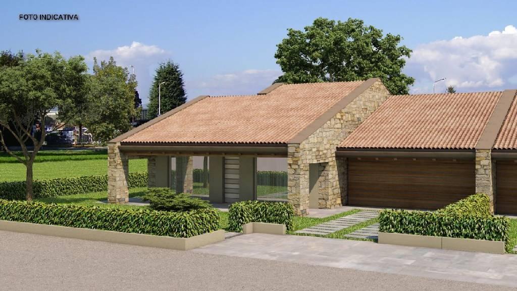 Case Moderne Ad Un Piano : Soluzione semindipendente mairano vendita u20ac 320.000 193 mq