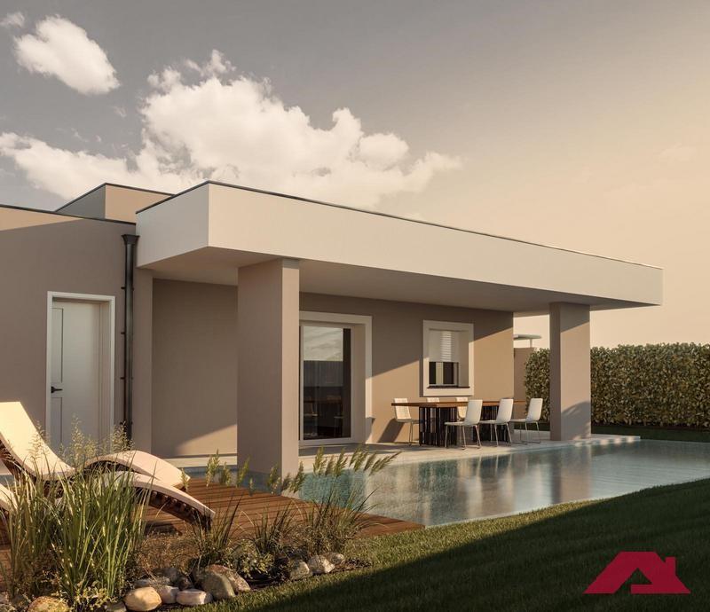 Villa in vendita a Capriano del Colle, 4 locali, prezzo € 250.000 | PortaleAgenzieImmobiliari.it