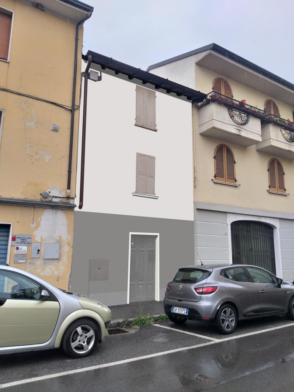Rustico / Casale in vendita a Capriano del Colle, 4 locali, prezzo € 50.000 | CambioCasa.it