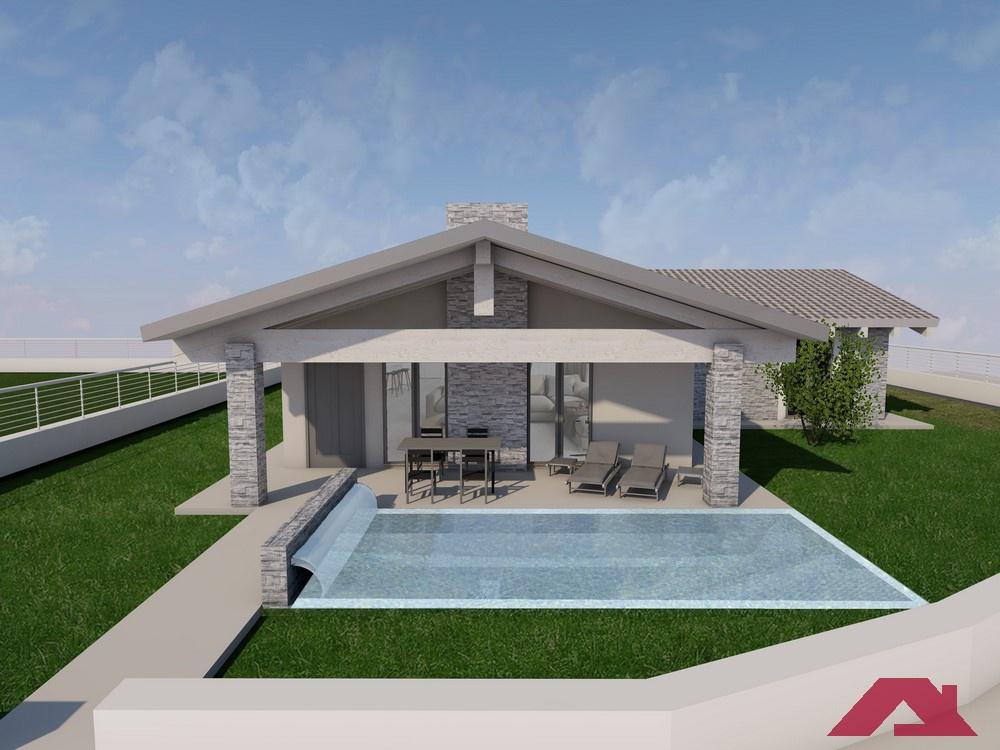 Villa in vendita a Azzano Mella, 4 locali, prezzo € 330.000 | CambioCasa.it