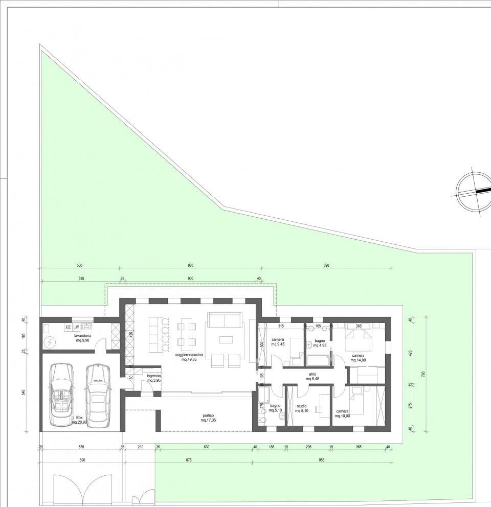 Villa in vendita a Poncarale, 4 locali, prezzo € 460.000   PortaleAgenzieImmobiliari.it