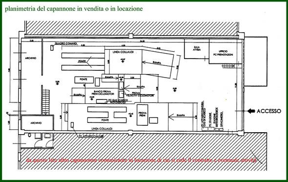 Vendita Capannone Industriale SESTRI LEVANTE