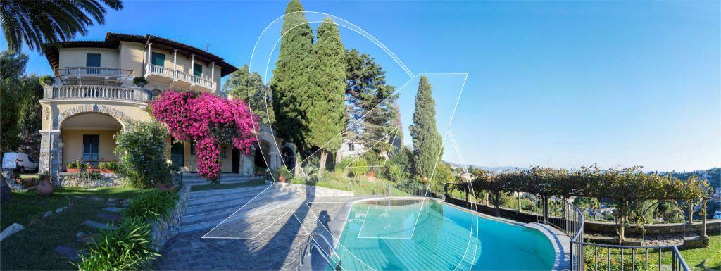 Villa singola in Affitto RAPALLO