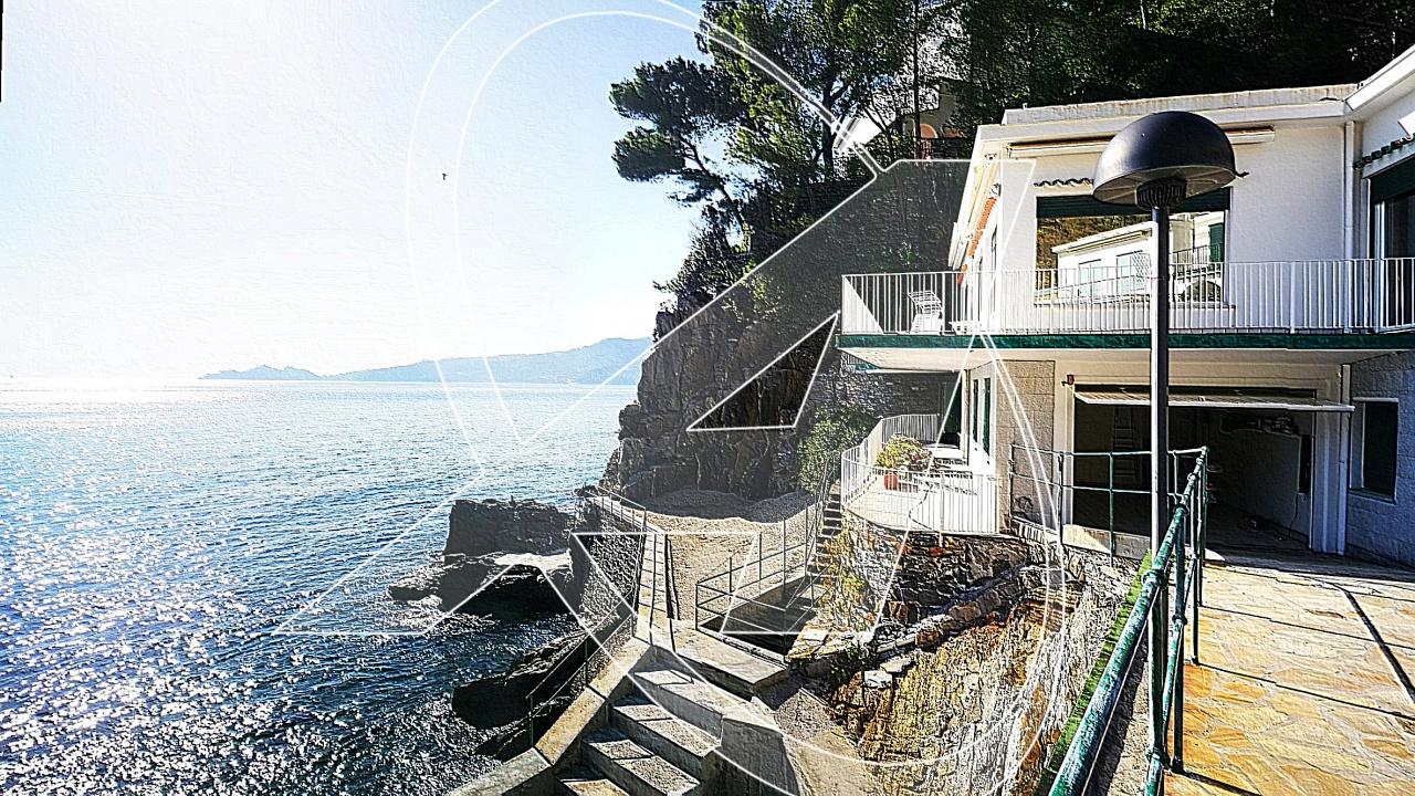 Villa in affitto a Zoagli, 10 locali, Trattative riservate   PortaleAgenzieImmobiliari.it