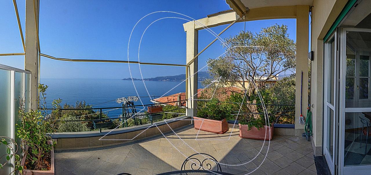 Appartamento in vendita a Zoagli, 3 locali, prezzo € 800.000   PortaleAgenzieImmobiliari.it