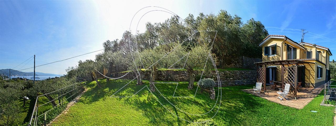Villa singola SANTA MARGHERITA LIGURE CRR/AFF