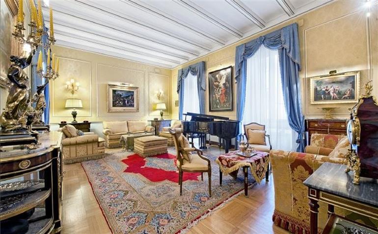 Attico / Mansarda in vendita a Roma, 10 locali, prezzo € 1.700.000   CambioCasa.it