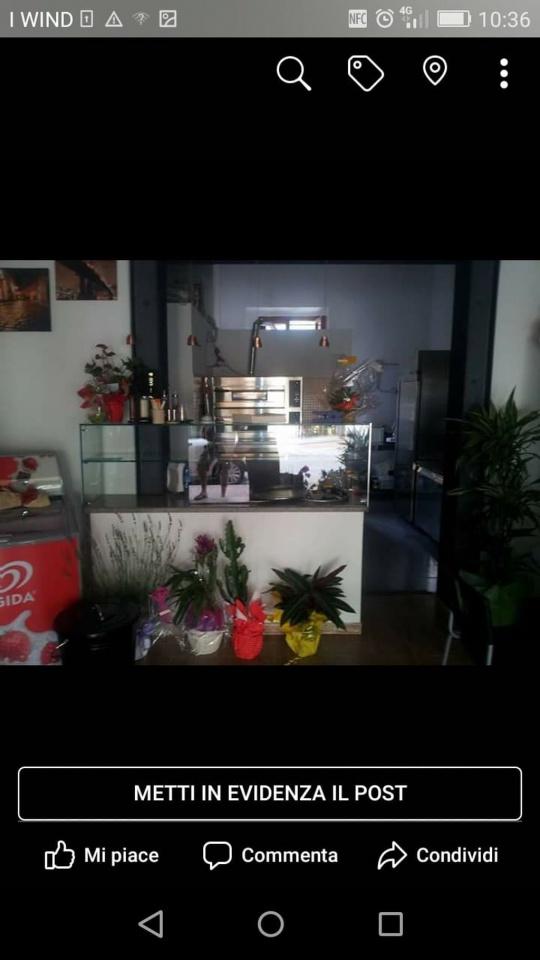 Attività commerciale arredato in vendita Rif. 8014499