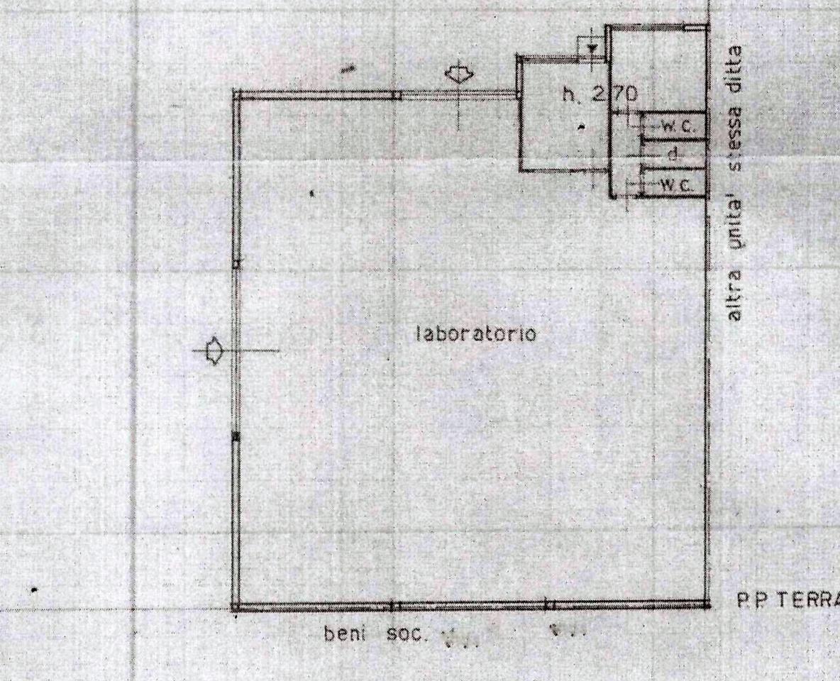 Laboratorio in affitto a Camaiore, 1 locali, prezzo € 1.800 | CambioCasa.it